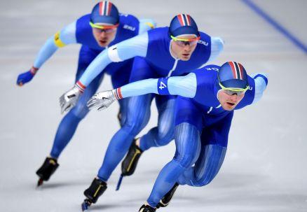 Japonki i Norwegowie złoci w biegach drużynowych