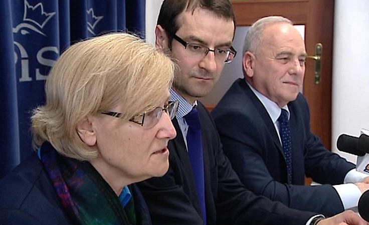 Polska potrzebuje prezydenta z pomysłem - PiS w Rzeszowie