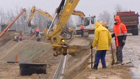 """Budowa krajowej """"szesnastki"""" w stronę Mazur będzie realizowana w najbliższym czasie."""