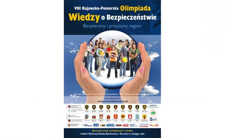 VIII Kujawsko-Pomorska Olimpiada Wiedzy o Bezpieczeństwie