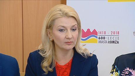 Wiceprezydent Łomży została odwołana