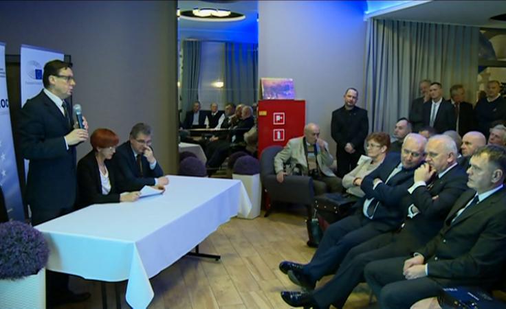 Politycy PiS-u rozmawiali o polskiej flocie transportowej