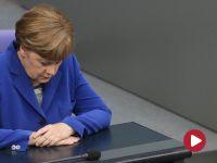 """Merkel o Bartoszewskim: niezłomny bojownik o wolność i pojednanie. """"Chylę czoła przed jego humanizmem"""""""