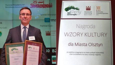 Gala Perły Samorządu. Aż 4 nagrody dla Olsztyna!