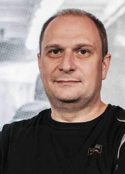 Mariusz Marszołek </br> montażysta