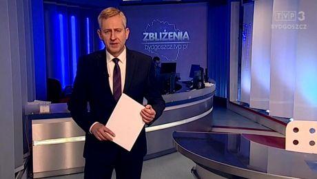Zbliżenia - najważniejszy program informacyjny TVP Bydgoszcz