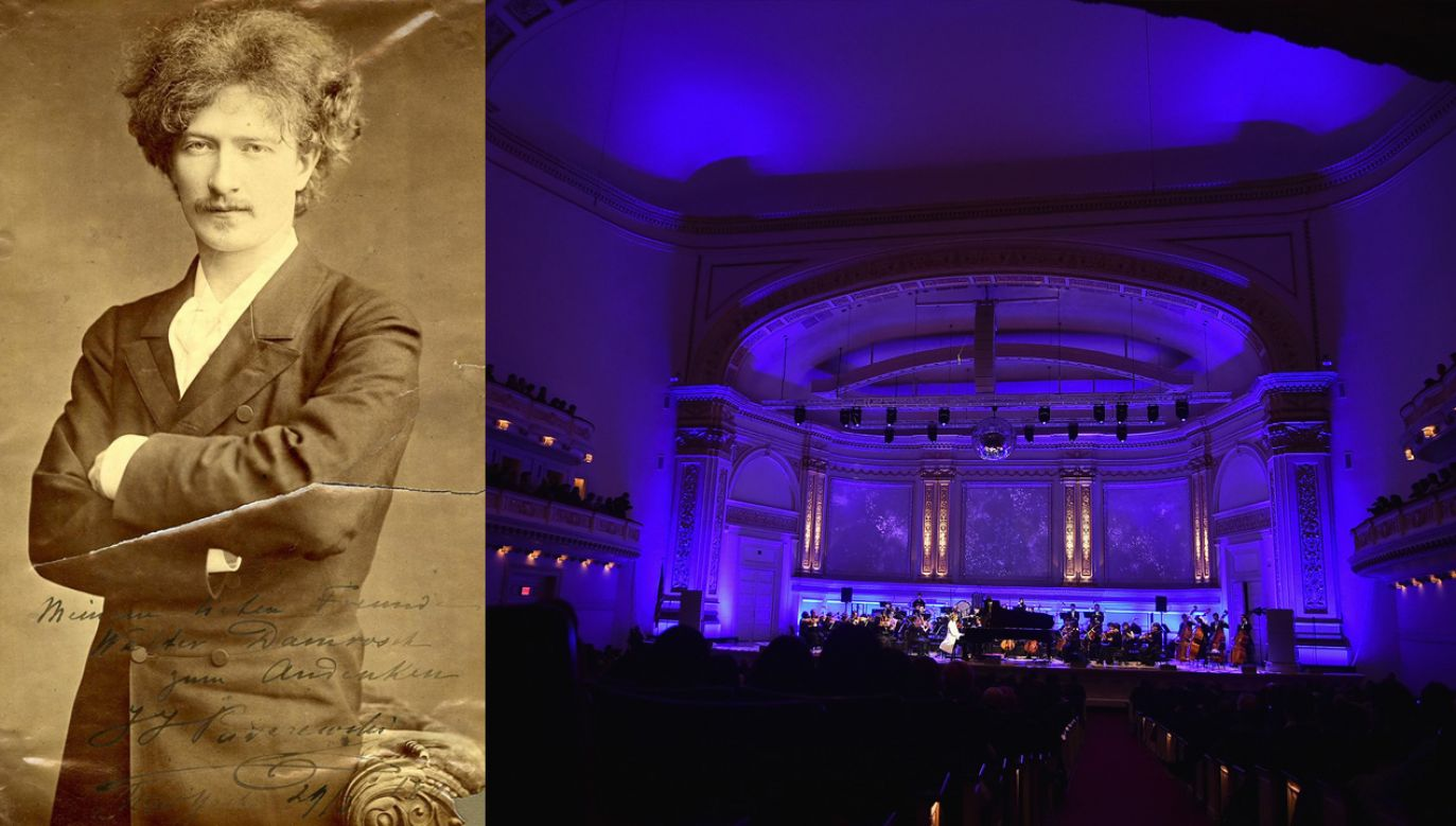 Koncert odbył się w nowojorskiej Carnegie Hall (fot. FB/Carnegie Hall/Theo Wargo/Getty Images)