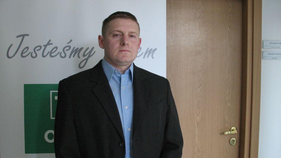 Mariusz Sztern, Warmińsko-Mazurskie Obserwatorium Bezpieczeństwa Ruchu Drogowego w Olsztynie.