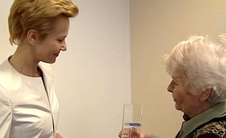 Małgorzata Rogatty 'Talentem 2015 roku'