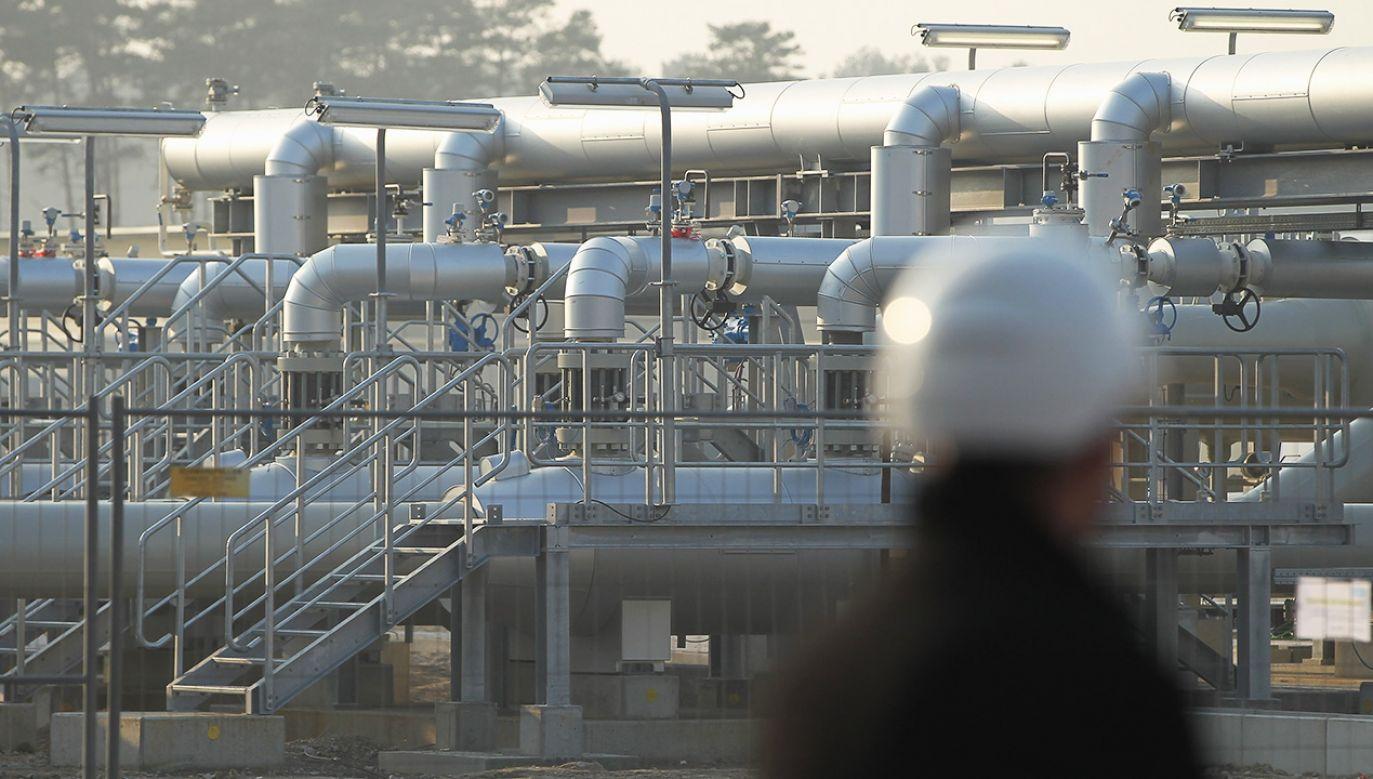 Na początku kwietnia Trump skrytykował Niemcy za poparcie dla Nord Stream 2  (fot. Sean Gallup/Getty Images)