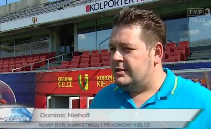 Dominic Niehoff dyrektorem w Koronie