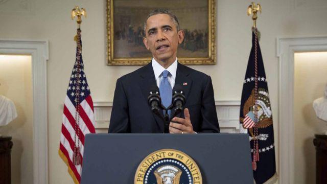 Obama podpisał ustawę o pomocy Ukrainie. Ale sankcji przeciwko Rosji nie zaostrzy
