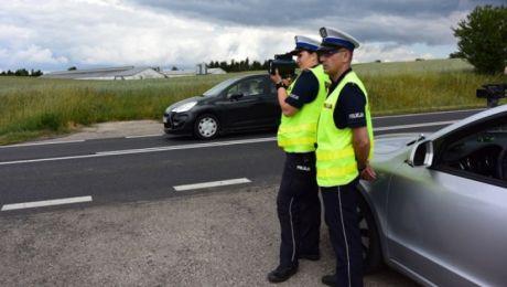 Funkcjonariusze odnotowali również 178 kolizji (fot. KWP Olsztyn)