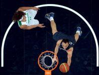 Manu Ginobili zdobywa punkty dla Argentyny (fot.Getty Images)