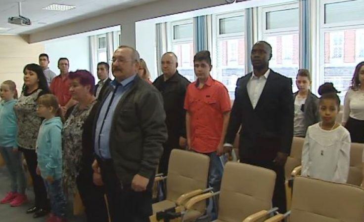 W regionie przybywa osób z polskim obywatelstwem