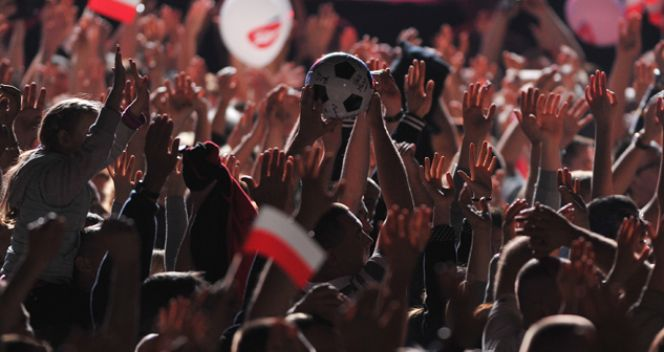 Rozentuzjazmowana publiczność (fot. TVP/Jan Bogacz)