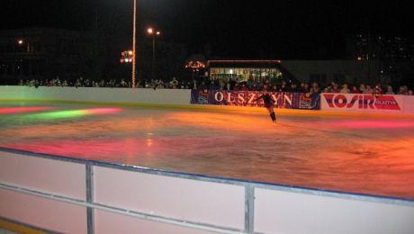 Przez pierwsze dwa dni wstęp na lodowisko będzie bezpłatny (fot. olsztyn.eu)