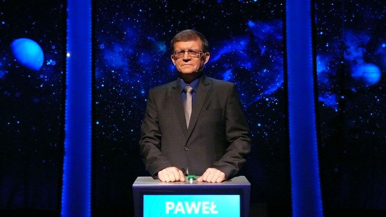 Paweł Pańtak - zwycięzca 14 odcinka 101 edycji