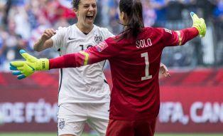 MŚ kobiet: USA – Japonia 5:2. Zobacz skrót meczu