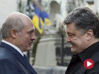 Łukaszenka blisko Poroszenki. Ukraina: wbijamy klin w Unię Celną Rosji, Białorusi i Kazachstanu
