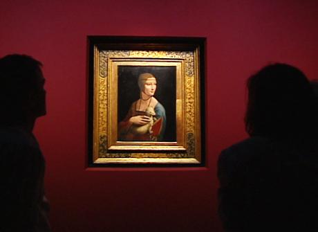 Projekt nowej ekspozycji  wnętrz Pałacu Czartoryskich