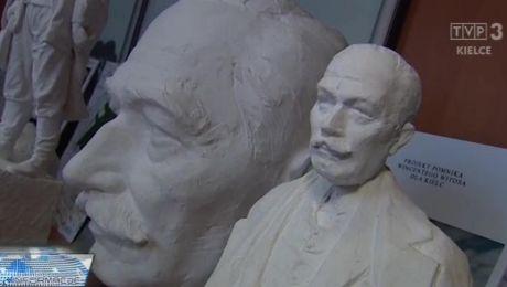 Michał Pronobis, stworzy pomnik Wincentego Witosa