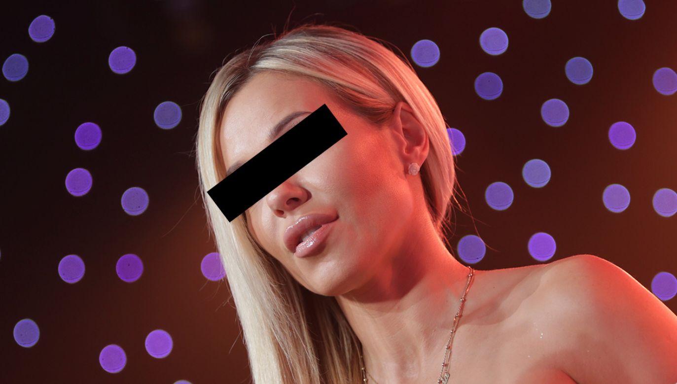 Piosenkarka Dorota R. w listopadzie ub.r. usłyszała zarzuty w śledztwie dotyczącym stosowania gróźb (fot. arch. PAP/Bartłomiej Zborowskiarch)