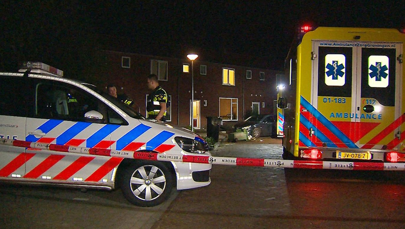 Do ataku doszło w Maastricht (fot. Twitter.com/Mamafih365)