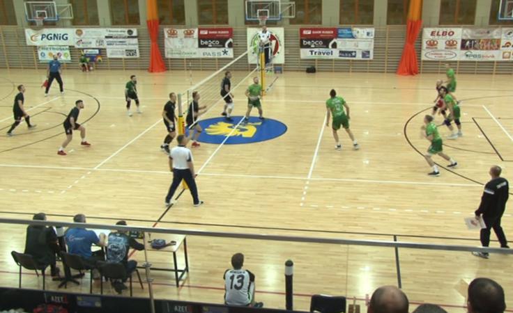 Wygrane mecze Resovii i TSV Sanok