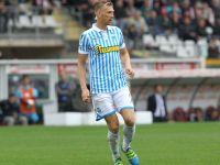 Salamon puka do bram kadry. Dobre mecze w Serie A