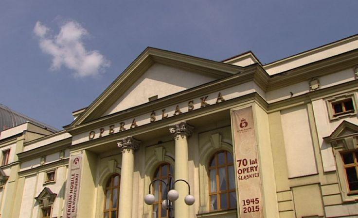 Opera Śląska w Bytomiu fot. TVP Katowice