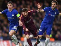 LM: Messi wreszcie trafił z Chelsea. Książę Willian