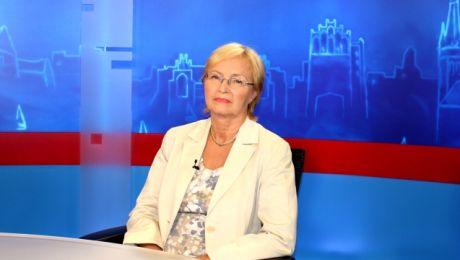 Minister nauki i szkolnictwa wyższego prof. Lena Kolarska-Bobińska gościem Opinii.