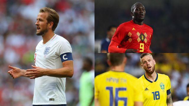 Gorący poniedziałek. Anglia i Belgia wchodzą do gry