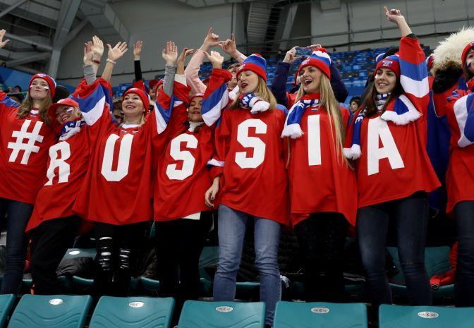 Bez Rosji na igrzyskach? Na pewno nie na trybunach