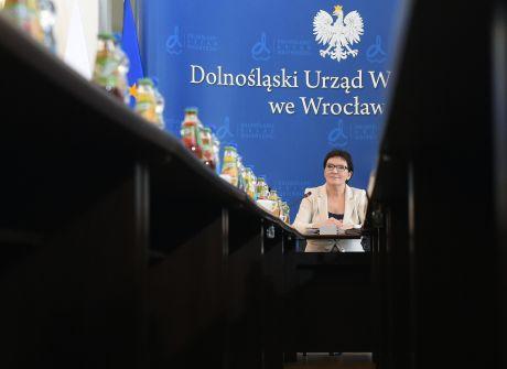 Polski rząd przeniósł się do Wrocławia