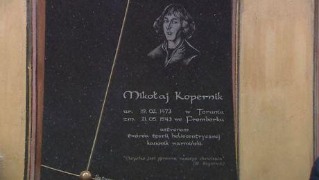 Urodziny Kopernika. Jest nie tylko historią, ale i symbolem tego miasta