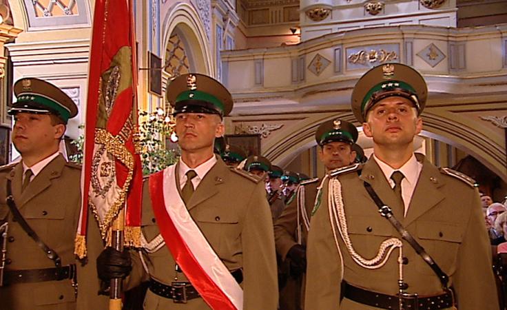 27 lat Bieszczadzkiego Oddziału Straży Granicznej
