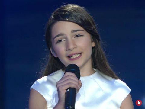 "Gruzja – Mariam Mamadashvili ""Mzeo'"""