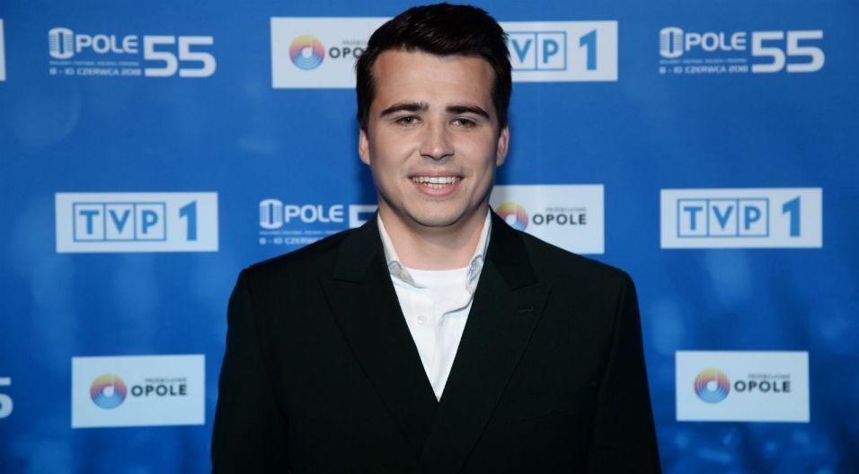 Koncert Debiuty to także szansa na wygraną do Krzysztofa Iwaneczko (fot. J. Bogacz/ TVP)