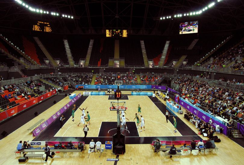 Basketball Arena (fot. london2012.com)
