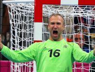 Thierry Omeyer dobrze strzegł francuskiej bramki (fot. PAP/EPA)