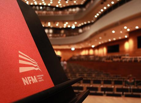Ostatnie szlify w Narodowym Forum Muzyki