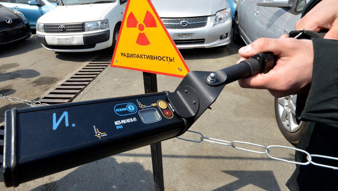 Sytuacja w Rosji wokół wszystkich obiektów nuklearnych mieści się w normie (fot. REUTERS/Yuri Maltsev)