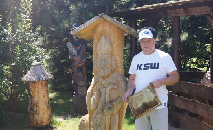 Robert Kozioł trzeci rok z rzędu padł ofiarą złodzieja (fot. AIP)