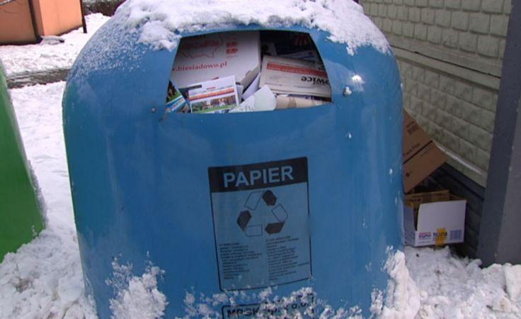 Opłaty za wywóz odpadów wg nowych przepisów.