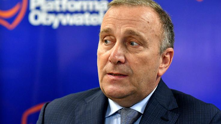 Grzegorz Schetyna (fot. PAP/Piotr Polak)
