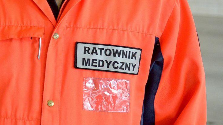 Pijany rzucił się na pracowników pogotowia (fot. arch.PAP/Darek Delmanowicz)