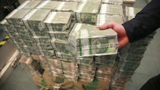 48-letni Łotysz oskarżony jest o wyłudzenie z tytułu podatku VAT ponad 95,5 mln zł (fot. flickr.com/nbp)
