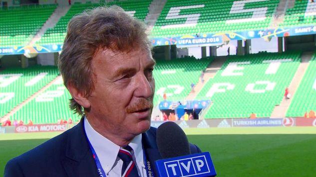 Zbigniew Boniek (fot. TVP)